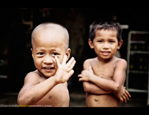 SamAntonioPhotography Cambodian Children
